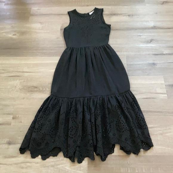 Ulla Johnson black dress